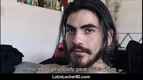 Straight Latino Jock Paid To Fuck Gay Roommate For Rent POV