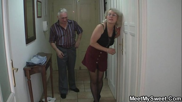 GF in threesome with his BF's parents