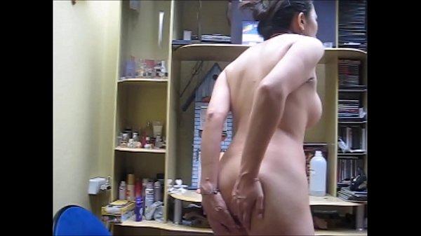Естественная большая грудь видео
