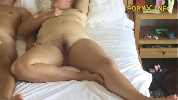 Son fucking his mom - Hidden Cam in mommys room Thumb