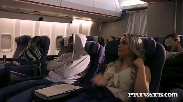 Private.com Fucking on a plane Thumb