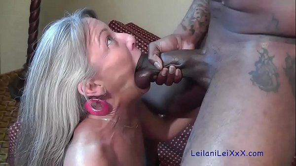 Leilani Lei meets Rome Major