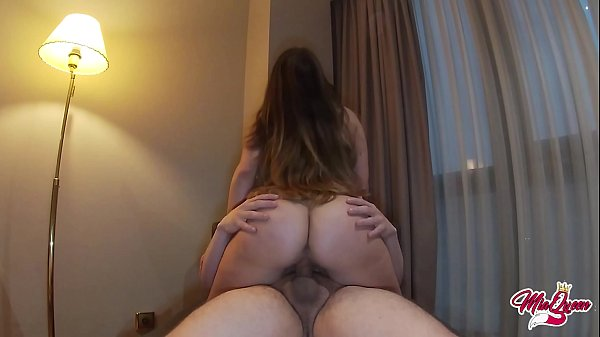 riding my cousin's cock after new year party ( CREAMPIE ) Thumb