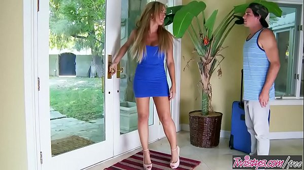 Twistys - (Capri Cavanni, Tyler Nixon) starring at Housesitter Surprise