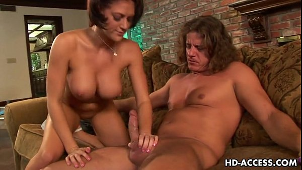 Big tits hottie Eve Laurence enjoys a hard fuck