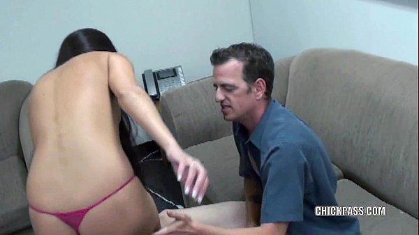 Brunette housewife Nikki Daniels is letting her...