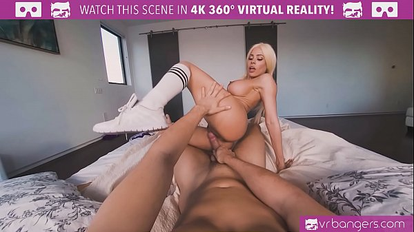 Teen cheerleader fucked hard by a big dick VR videopornone sex tube site free
