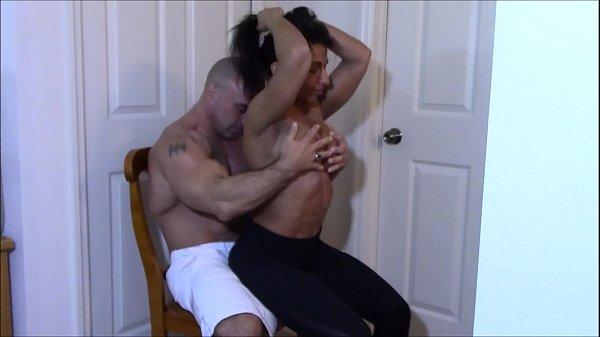 Grinding dick till orgasm