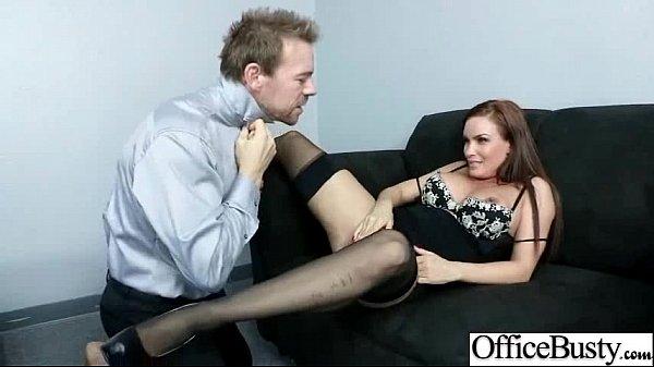 Slut Bigtits Office Girl Get Hard Fuck On Cam video-13