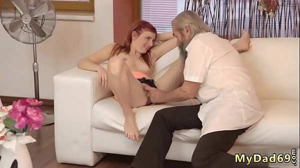 Daddy creampie amateur and girl old man xxx Unexpected practice with Thumb