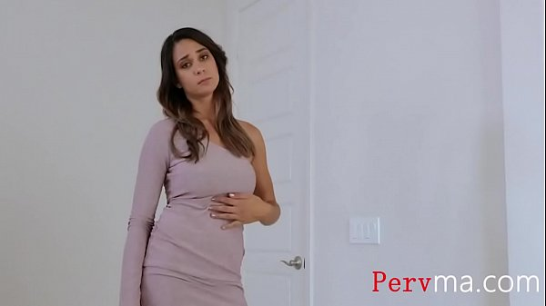 Brunette Mom Gets Her Pussy Pumped By Son- Alexis Zara