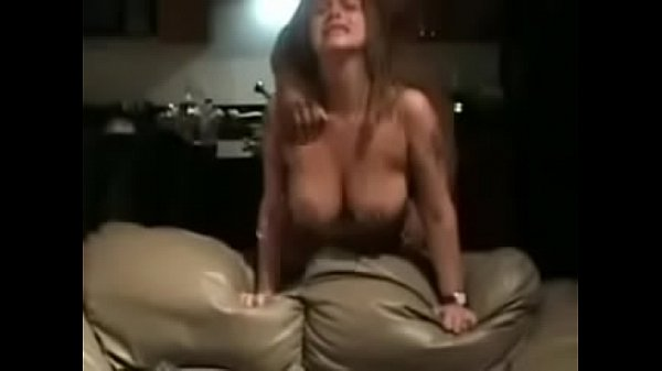 Busty doggy style fuck
