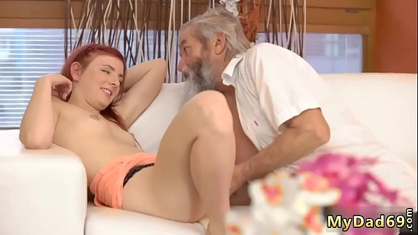 Amazing hardcore threesome squirt Unexpected experience with an older