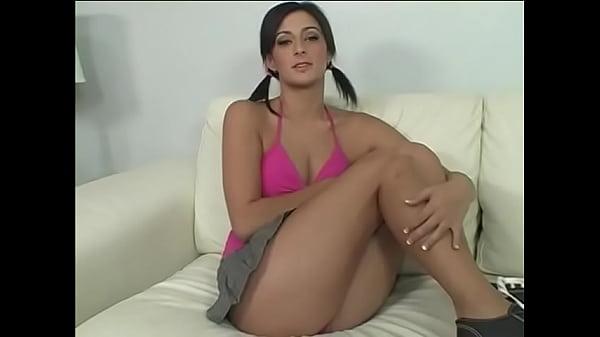 Brunette Teenage Cum Dumpster Presley Maddox takes  Andrew Andretti's Big Armenian Cock!