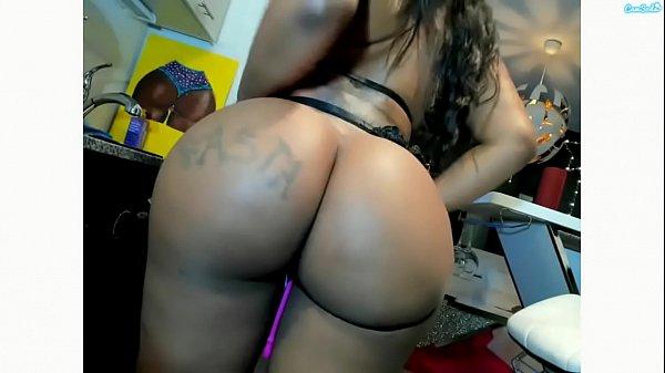 Лучшие мулатки в порно видео