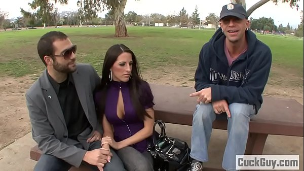 Horny Kourtney Kane gets fucked in front of her...