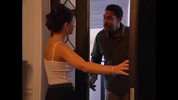 Never open the door to a stranger...