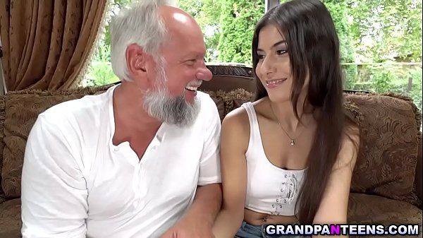 Teen slut Anya Krey loves getting fucked by her favorite sugar daddy Albert and she likes older cock that pounds her like no young man can. Thumb