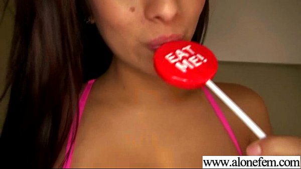 Girl Please Herself With Crazy Things As Sex Toys video-21 Thumb