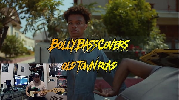 Lil Nas X - Old Town Road (Official Video) ft. Billy Ray Cyrus / (Bass Cover) Thumb