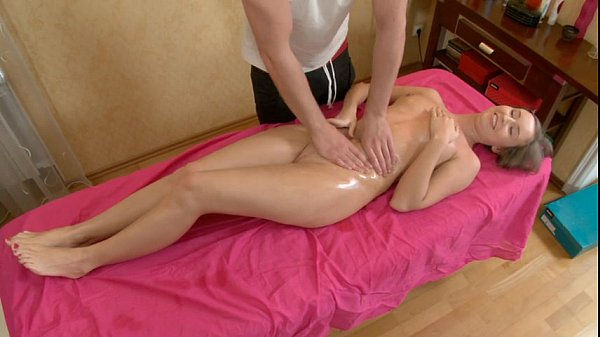 Young russian fucking with a masseur Thumb