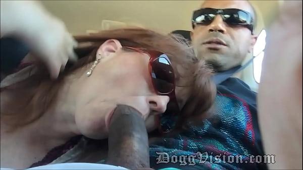 Uber Driver Doesnt Mind if I Get a Blowjob