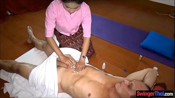 Topless Thai Massage
