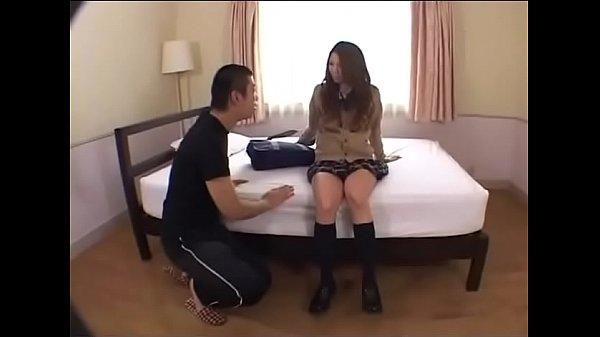 Asian panty job