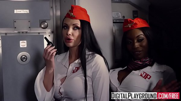 DigitalPlayground - Fly Girls Final Payload Scene 2 (Aletta Ocean, Nicolette Shea, Axel Aces, Ryan Ryder) Thumb