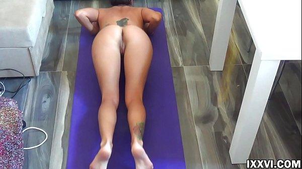 My Morning Naked Yoga