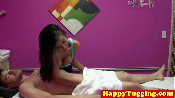 Real nuru masseuse giving brain