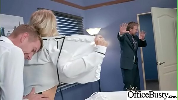 Superb Girl (Alix Lynx) With Round Big Boobs Banged In Office vid-02 Thumb