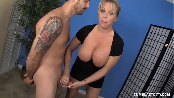 Milf Meets A Guys Who Hasnt Had A Cum Release For Weeks Thumb