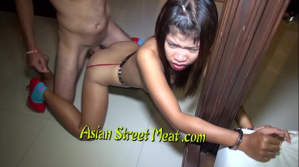 Toilet Chained Sex Addict