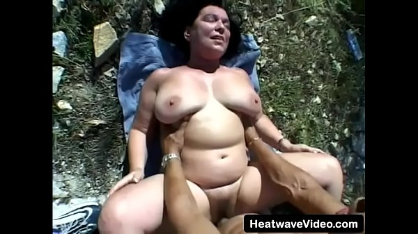 Two moms have some sex with a younger stud who loves fucking older women Thumb
