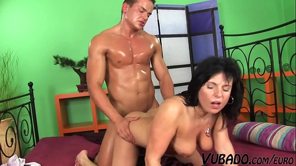 Czech Step Mom Wants To Fuck Bareback