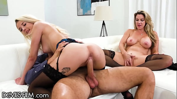 DevilsFilm Angry Wife Obliged Her Hubby To Fuck His Mistress In Front Of Her