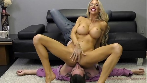 Madame Courtney Turns Him Into Her Whore - Femd...