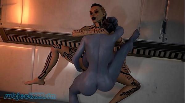 liara's office episode 2 jack mass effect sfm Thumb