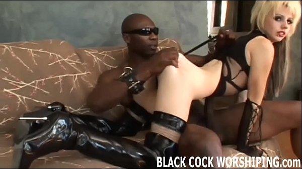 Big black cocks make me cum the hardest Thumb