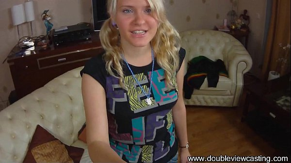 DOUBLEVIEWCASTING.COM - MARIA BOUNCES ON A GOOD DORK (POV VIEW) Thumb