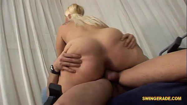 Aunt Rosa wants my Cock!