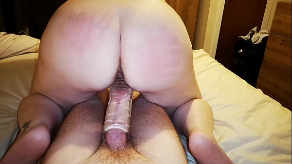 Wife gets fucked with sleeve
