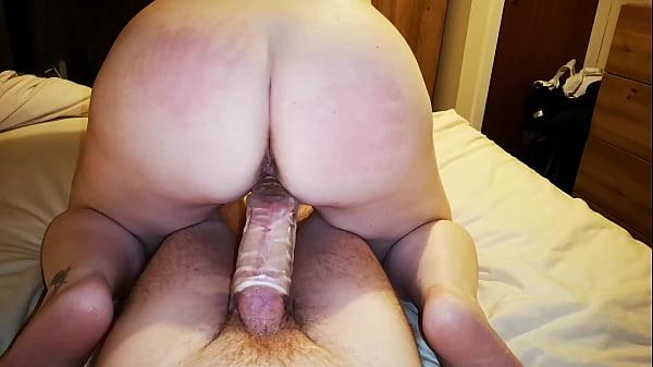 Cock sleeve fucking fun part 3