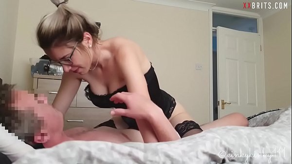 SLUTTY BRITISH TEEN SECRETARY FUCKS HER BOSS FOR A PROMOTION