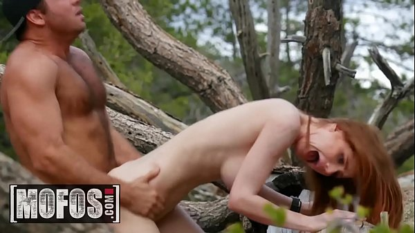 Pervs on Patrol - (Chad White, Pepper Hart) - Natural Habitats - MOFOS Thumb