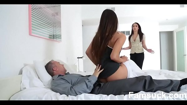 Horny Pretty Stepdaughter Sucks Dick To Skip  school  |FamSuck.com Thumb