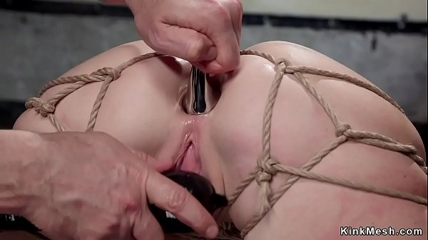 Busty slave fucked in back arch bdsm Thumb