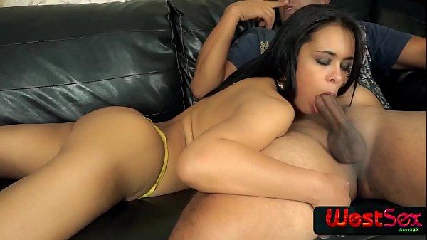 Fucking bitch takes anybody - Francieli Smith - Tony Tigrão - -