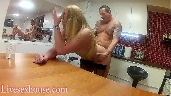 Pretty Blonde gets Hard Fuck